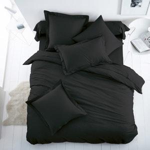 Effen dekbedovertrek in katoen/polyester SCENARIO