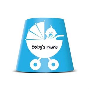 COOPER CAPPIE - Abat-jour Baby Boy pour lampe Edison The Petit Ø16cm FATBOY