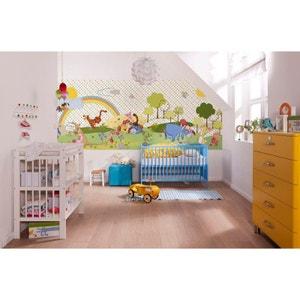 Chambre enfant - Lit, commode, bureau, armoire enfant Winnie ...