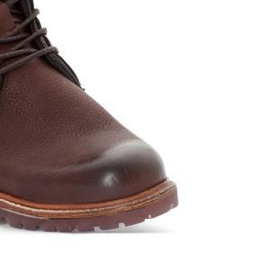 Boots in leer Riot BUNKER