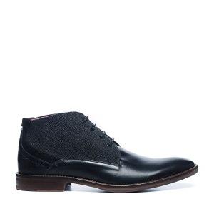 Boots à lacets avec détail SACHA