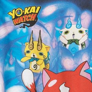 Wzorzysta piżama  Yo Kai Watch z długim rękawem YO KAI WATCH