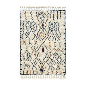 Naroun Berber-Style Wool Mix Rug