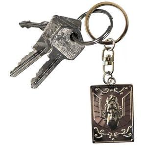 SAINT SEIYA Porte-clés emblème Pégase ABYSSE CORP