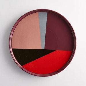 Plat de service céramique multicolore, Driskol La Redoute Interieurs