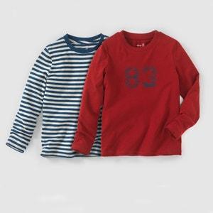 2er-Pack Shirts, 3-12 Jahre R édition