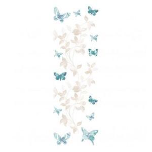 Sticker Joy papillon bleu CASELIO