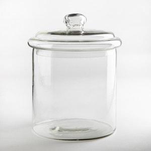 Bonbonnière in glas met deksel La Redoute Interieurs