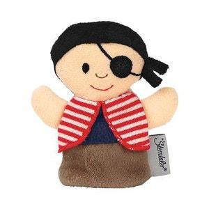 STERNTALER Marionnette de doigt Pirate théâtre de marionnettes STERNTALER