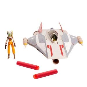 Véhicule Medium Star Wars avec figurine : Le A-Wing de Hera Syndulla HASBRO