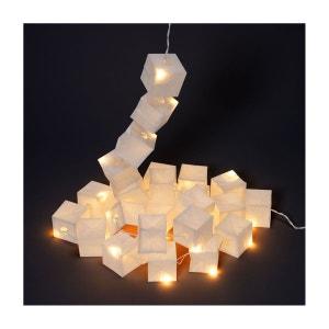 Guirlande Lumineuse Cubiste Blanche LED Tsé Tsé TSE ET TSE ASSOCIÉES