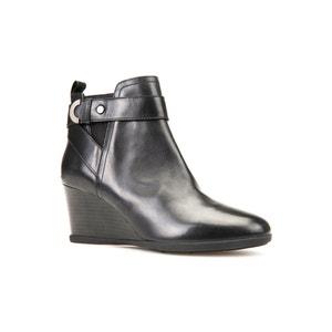 Boots met sleehak Inspirat Wed. GEOX