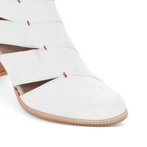 Boots pelle Vayle DKODE