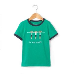 T-shirt met ''spelers'' print R essentiel