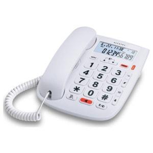 Téléphone fixe grosses touches ALCATEL T MAX 20 ALCATEL