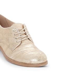 Sapatos derbies em pele Nicole MJUS