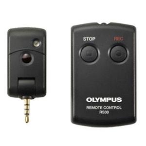 Télécommande pour dictaphone  RS30W séries LS, DM-650/-670 OLYMPUS
