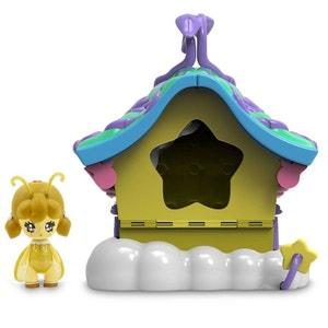 Maison Lanterne avec figurine : Glimmies GIOCHI PREZIOSI