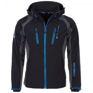Peak Mountain - Blouson de ski homme CABILO-noir-XXL PEAK MOUNTAIN