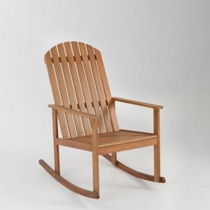 Rocking chair Eucalyptus FSC La Redoute Interieurs