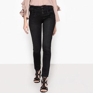 Skinny-Jeans RAMPY, hoher Bund LIU JO