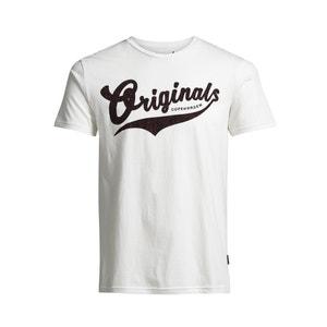 T-shirt JORSHOCK à motif imprimé JACK & JONES