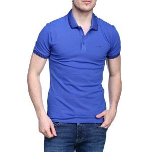 Polo Armani Jeans 8n6f30 - 6jptz 1586 Bluette ARMANI JEANS