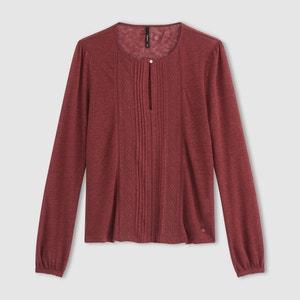 Camiseta de lino y manga larga PEPE JEANS