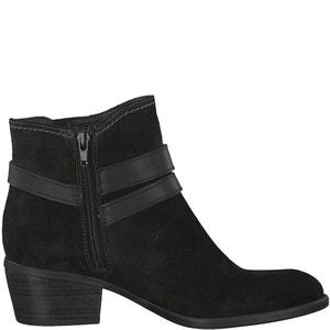 Boots cuir Becka TAMARIS