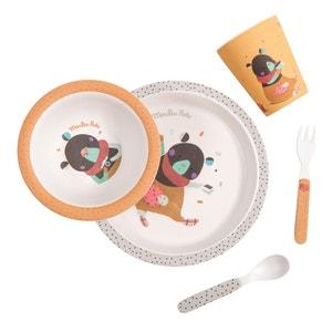 Les Jolis Trop Beaux Bear Dining Set
