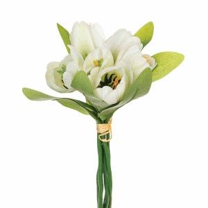Bouquet 6 Tulipes artificielles - H. 25 cm ATMOSPHERA