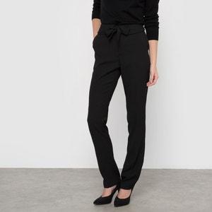 Wiązane spodnie z wysokim stanem atelier R