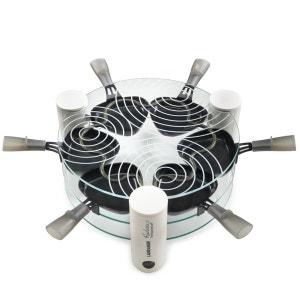 Raclette 6 Transparence® pour 6 personnes 9604V LAGRANGE