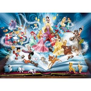 Puzzle 1500 pièces : Livre magique de Disney RAVENSBURGER
