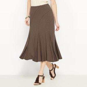 Falda de punto ligero, con cintura elástica ANNE WEYBURN