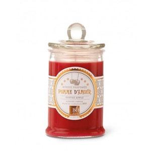 Bougie parfumée bonbonnière 30h pomme d'amour BOUGIES LA FRANÇAISE