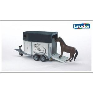 Bruder 02028 Van pour chevaux BRUDER