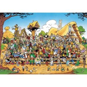 Puzzle 1000 Pièces - Photo Asterix - RAV15434 RAVENSBURGER