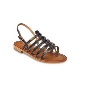 Herbier Leather Toe Post Sandals LES TROPEZIENNES PAR M.BELARBI