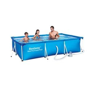 Piscine Bestway Splash Deluxe 3.00 x 2.01 x 0.66 m BESTWAY