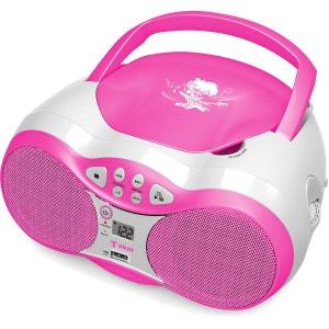 Radio CD Boombox TOKAI TB-207 ROSE TOKAI