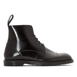 Boots cuir zippées et lacées WINCHESTER DR MARTENS