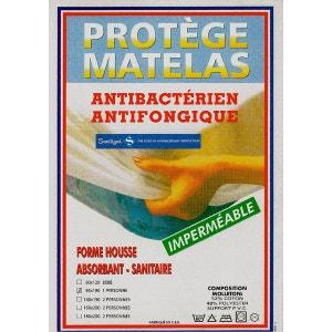 Protège matelas imperméable drap housse LINANDELLE