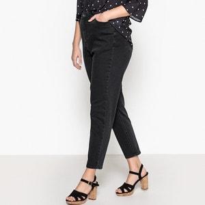 High Waist Mom Jeans CASTALUNA