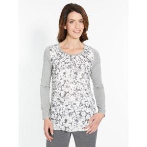 Tee-shirt avec photo-impression SECRETS DE MODE