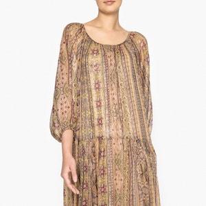 Платье просторное блестящее ALYSSA MES DEMOISELLES