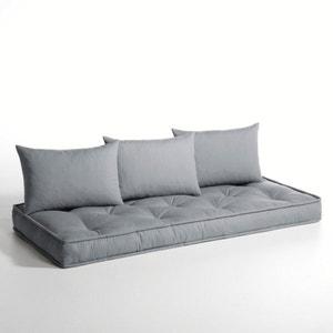 Matratze und Kissen für Schlafsofa