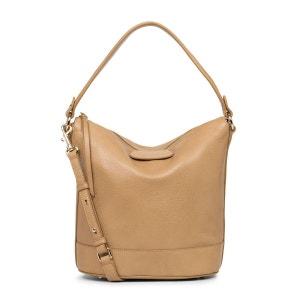 Dune Leather Bucket Bag