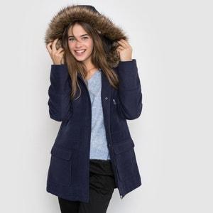 Cappotto effetto lana La Redoute Collections