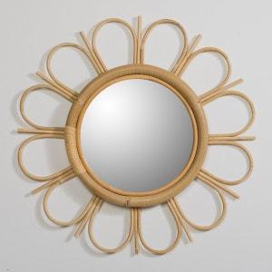 Spiegel in rotan, Yasu La Redoute Interieurs